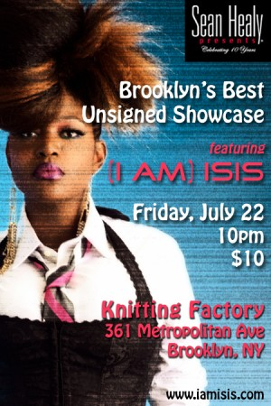 Brooklyn's Best Unsigned Showcase
