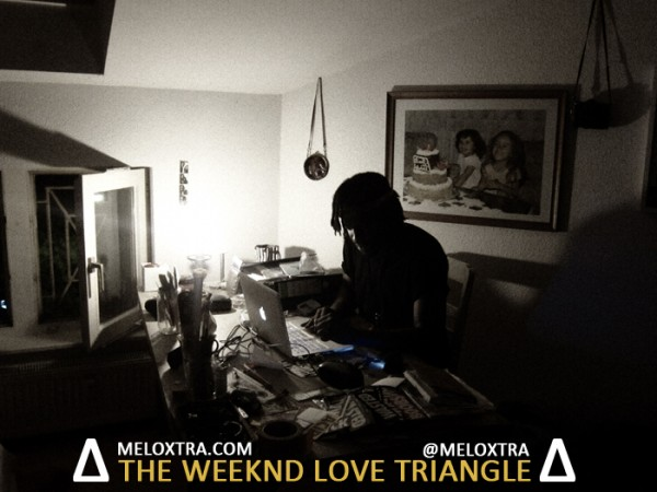 MeLo-X -- The Weeknd Love Triangle
