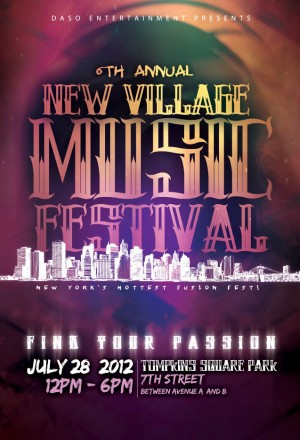 New Village Music Festival
