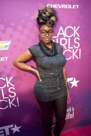 isis at Black Girls Rock