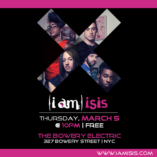 (i am) isis LIVE @ The Bowery Electric
