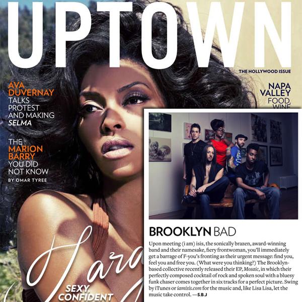 (i am) isis | UPTOWN Magazine